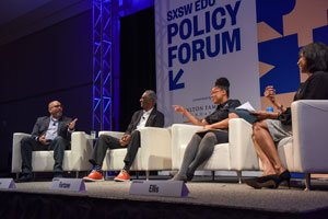 SXSW EDU Policy Forum session