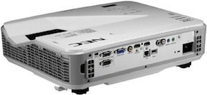 NEC Display Solutions of America has introduced the U321H projector.