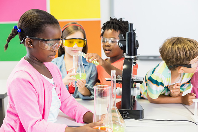 Senators Introduce Bill to Support Early Childhood STEM Education, STEM Equity