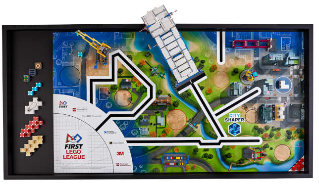 New Architecture-Themed LEGO Sets Debut for 2019-2020 FIRST LEGO League Season