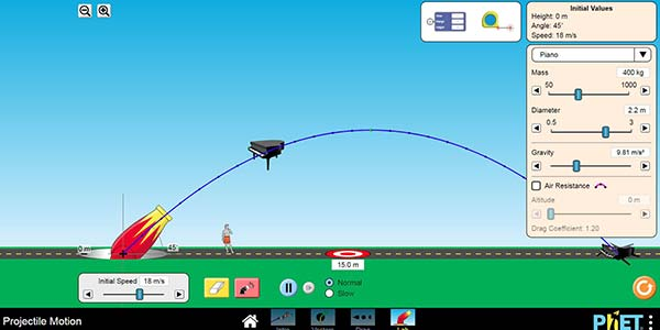 PhET, a non-profit project within the University of Colorado, Boulder, is teaming up with Legends of Learning, a middle school science gaming company, to put its science and math-based interactive simulations on the gaming platform.