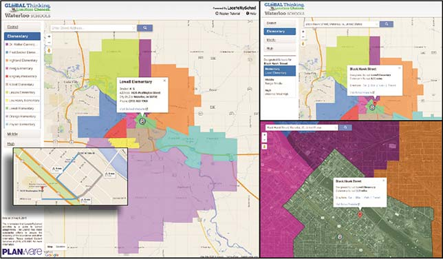 Using GIS and Smart Maps to Streamline School Communication