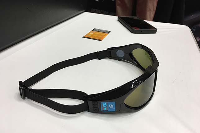 Innocorp's FatalVision Drowsy and Distracted Goggles are intended to simulate the experience of looking away from the road for seconds at a time.