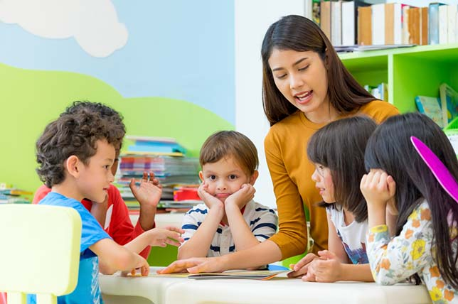 Establishing Consistent best practices for Early Learning Facilities