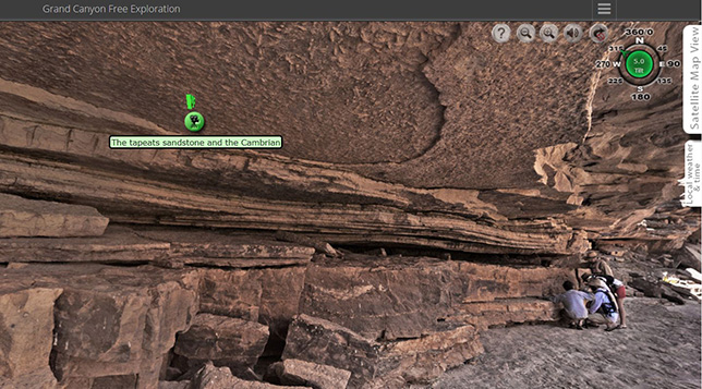 University-Created Virtual Field Trips Deliver Interactive Exploration for Free