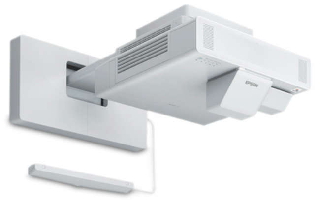 Epson Intros Interactive Laser Projectors for Classrooms
