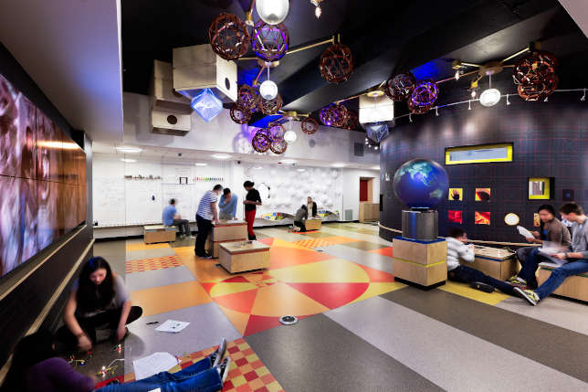 Immersive Learning Environments: From Physical to Virtual and Back Again