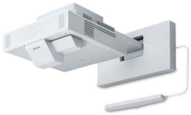 New Epson BrightLink Projectors Offer 5,000 Lumens and Ultra Widescreen Display