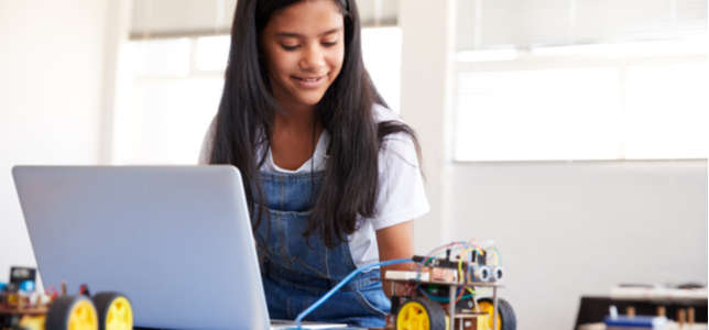 STEM Tools, Games and Products to Engage Girls in Pre-K Through Early Elementary School