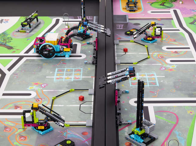 FIRST LEGO League Opens Robotics Team Sign-ups for Students 4–16