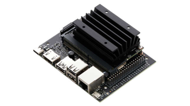 NVIDIA Jetson Nano 2GB Developer Kit Teaches AI and Robotics
