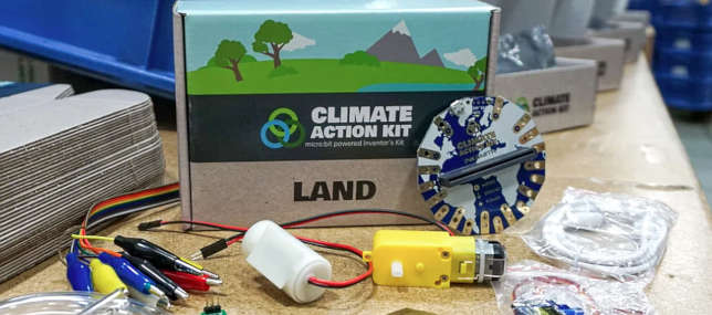 Distribution Deal Will Expand Reach for Learning with Climate Action Kit