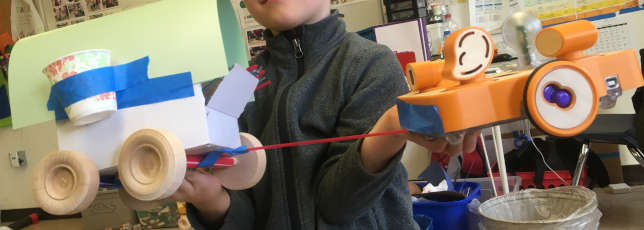 4 Keys to Robotics Activities for Young Learners