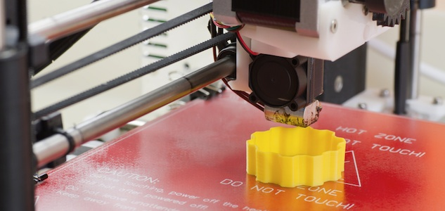 Widespread 3D Printing in Classrooms Still a Decade Out