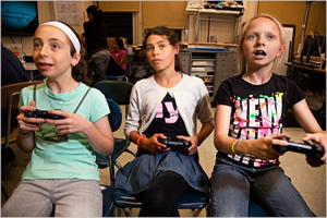 According to a recent survey, three out of four teachers say the use of games in the classroom has increased student mastery of content and skills.