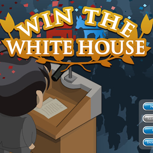 Bring the election process to life with Win the Whitehouse.