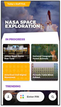 Kahoot Unveils App For Game Based Homework The Journal