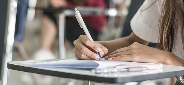 Requiring College Exams Boosts Enrollment