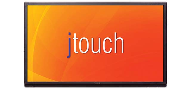 InFocus JTouch CHrome interactive display whiteboard iwb