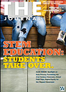 THE Journal Magazine Cover, March 2016