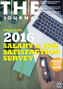 THE Journal Magazine Cover, Jan/Feb 2016