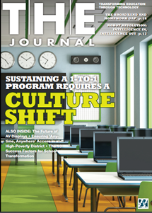 THE Journal Magazine Cover, June July 2016