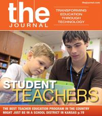 THE Journal Magazine Cover, October 2012