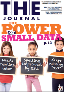 THE Journal Magazine Cover, April/May 2015