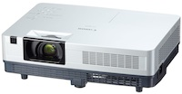 The LV-8225 is an LCD-based projector that offers a WXGA resolution and comes in at $799.