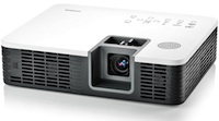 The 3,500-lumen XJ-H1600 is part of Casios upcoming hybrid line of projectors using both lasers and LED in place of conventional lamps.
