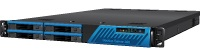 The Barracuda Backup Server appliance includes up to 24 TB of internal storage (in the 3U rackmount model only).