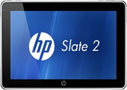 The HP Slate 2 will ship later this month for $699.