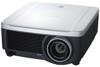 The REALiS SX6000 LCoS multimedia projector offers an SXGA+ resolution and a brightness of 6,000 lumens.