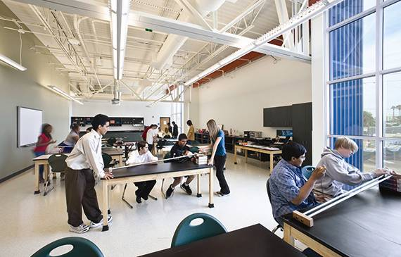 How To Design Spaces For People With >> Designing Collaborative Spaces For Schools Lippman