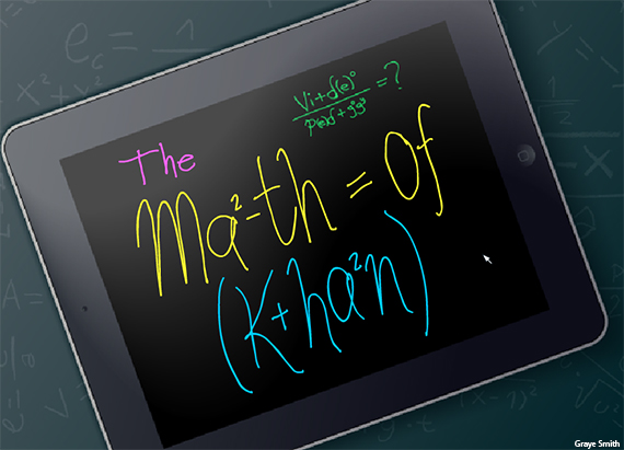 the math of khan