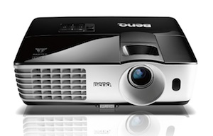 The DLP-based BenQ MW663 offers a WXGA resolution of 3,000-lumen brightness and sells for $799.