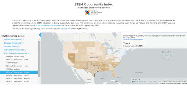 How States Compare on STEM Education