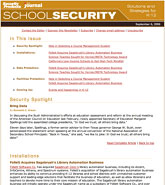 School Networks and Security