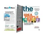 THE Digital Edition September - animated icon.