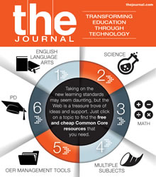 THE Journal Magazine Cover, May 2014