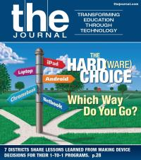 THE Journal Magazine Cover, November 2012