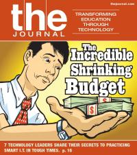 THE Journal Magazine Cover, February 2013