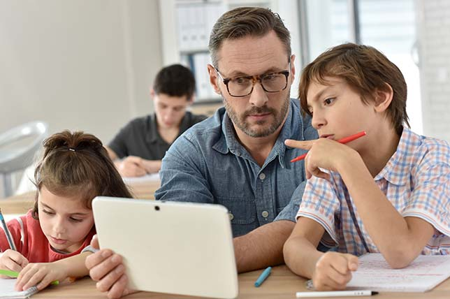 Grant Spotlight: $10,000 Teacher Grants for Blended Learning