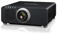 The Panasonic PT-DZ870U series offers a combination of WUXGA resolution and a light output of 8,500 lumens.