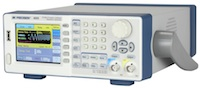 The B&K Precision model 4055 dual-channel arbitrary waveform generator