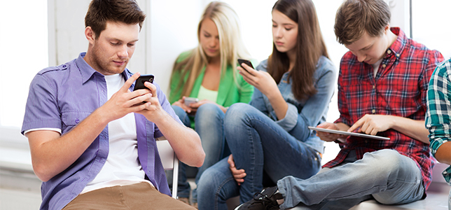 What do five experts think about mobile phones in schools?