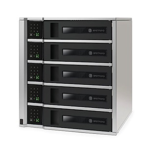 Bretford's new TechGuard Charging Lockers come in configurations featuring one, five and 10 bays.