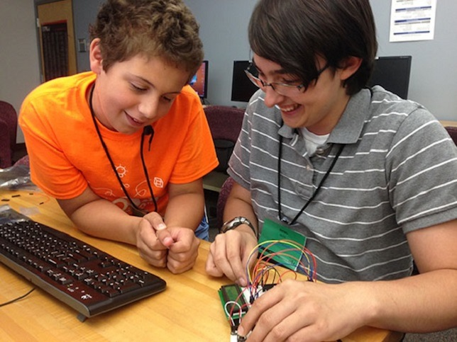 More than 870 Rochester, NY, area students are involved in workshops at the Rochester Institute of Technology this summer.