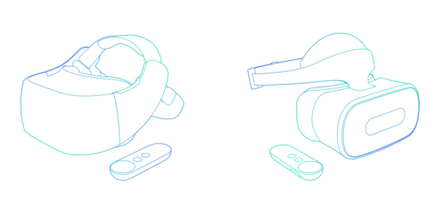 Google I/O 2017: Standalone Google VR Headsets from HTC, Lenovo Coming Soon