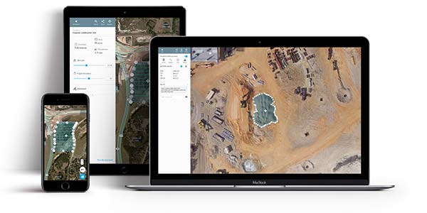 "With the new workflow, DroneDeploy users can tie the ground control data into a map in about 20 minutes, by using an interface that's ""highly"" automated and provides prompts for what needs to be done next."